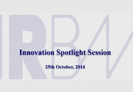Innovation Spotlight Session IRBM
