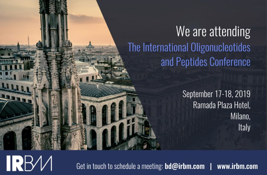 International Oligonucleotide And Peptides Conference