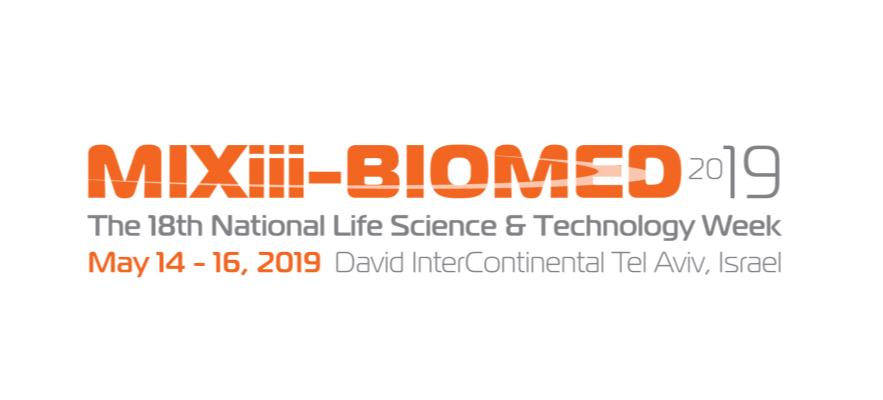 MIXiii-Biomed May 14-16 Tel Aviv, Israel