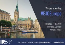Irbm_linkedin_events - Bio Europe