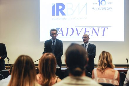 On July 7 University And Research Minister Gaetano Manfredi Visited IRBM