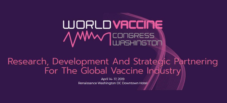 World Vaccine Congress April 14-17 Washington, DC, USA